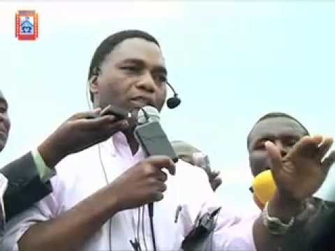 Hichilema launches presidential campaign in Kanyama