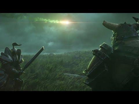 重製版《魔獸爭霸III》淬鍊重生釋出動畫預告 預計2019 年上市!