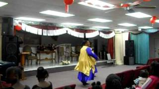 God is Good Ministry - There is a King in You by Donald Lawrence