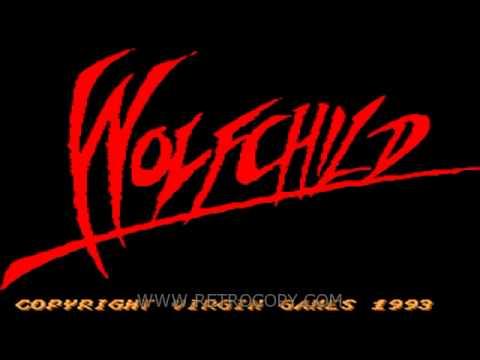 Wolfchild Master System