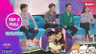 """Biệt Tài Tí Hon 2   Tập 2 full: ST, Lan Ngọc """"liêu xiêu"""" với hot boy nhí người Hàn siêu cấp đáng yêu"""
