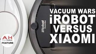 Vacuum Wars - iRobot Roomba 980 vs Xiaomi Mi Robot Vacuum