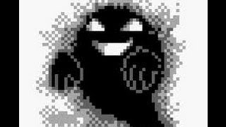 Original Pokemon Green Beta Lavender Town Theme