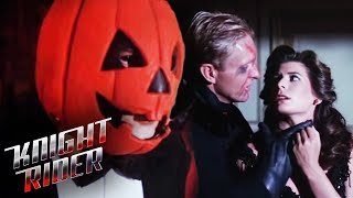 Costume Party Gets Messy | Knight Rider