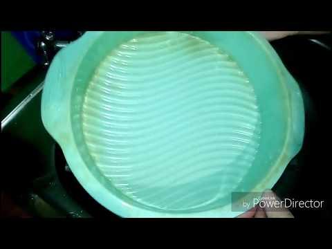 Як очистити силіконову форму