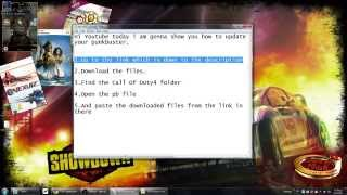 How To Update Your Punkbuster For CoD4