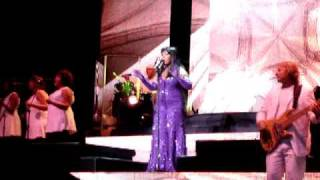 "Donna Summer ""I Will Go With You"" 2008 Live Jones Beach"