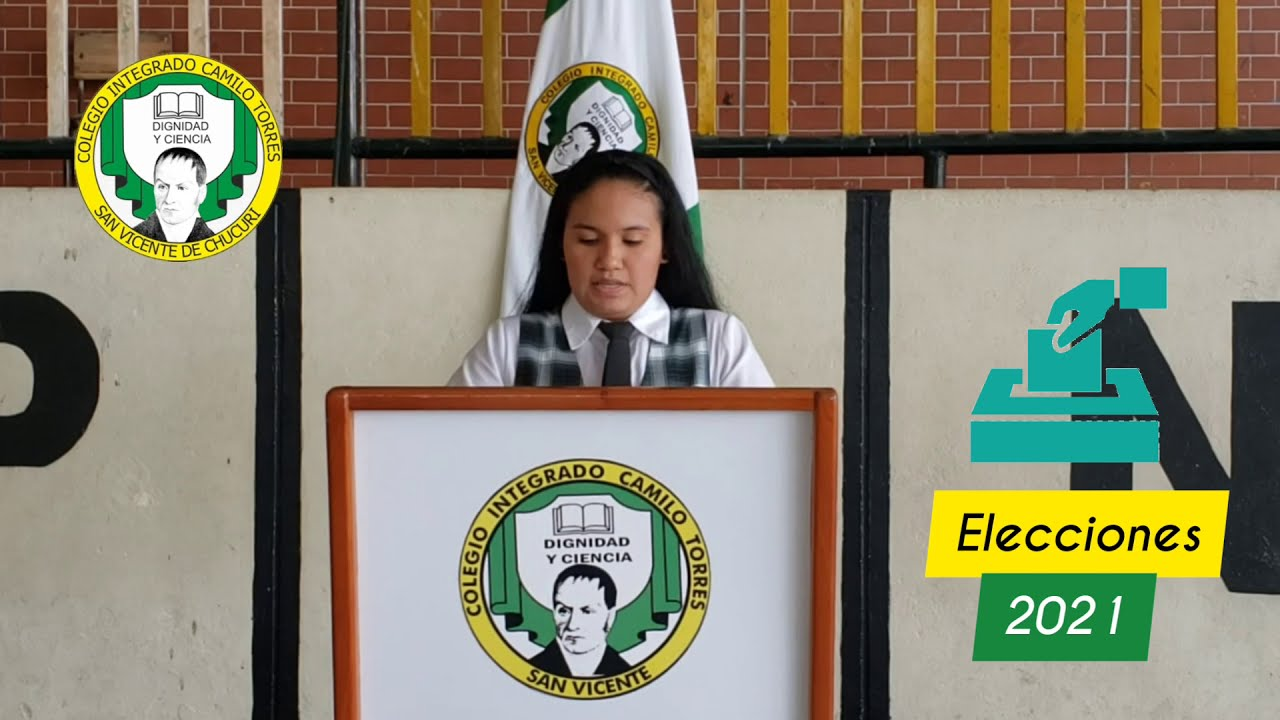 Lanzamiento Gobierno Escolar 2021 - Convocatoria