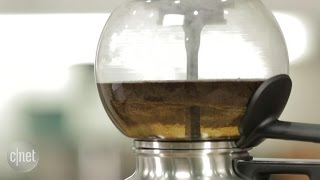 KitchenAid Siphon Brewer gives delicious coffee a learning curve