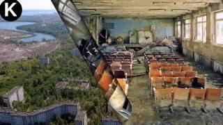 Чернобыль как он выглядит сегодня
