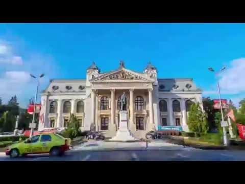 ברוכים הבאים ליאשי - העיר השנייה בגודלה ברומניה
