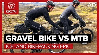 GCN / GMBN Iceland Bikepacking Adventure