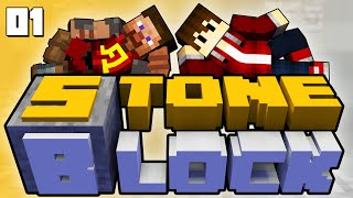 Minecraft Stoneblock mit LarsLP | Let's Play Stoneblock #1