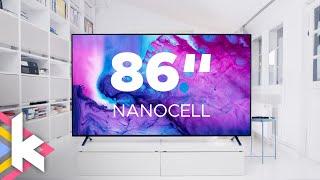 """Groß, Größer: LG Nanocell 86"""" Fernseher (2020)"""
