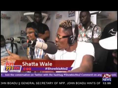 The Shatta Movement - Joy Entertainment Today (6-8-18)