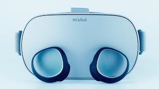 OCULUS GO PRESCRIPTION LENSES!! WidmoVR Oculus Go Lenses