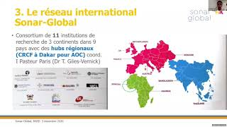 Webinar part 1 :  SESSION D'OUVERTURE