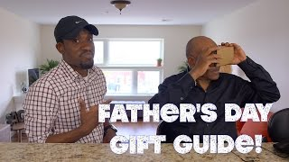 Father's Day Tech Gifts ft. My Dad!