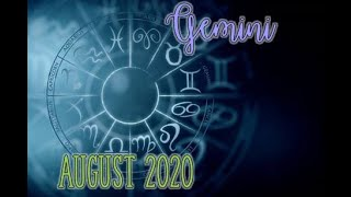 Gemini August 2020  - Two offers, time to reflect!
