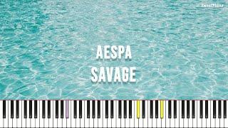 aespa - Savage