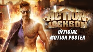 Action Jackson - Official Motion Poster