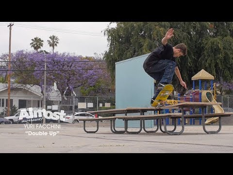 """preview image for Yuri Facchini's """"Double Up"""" Part"""