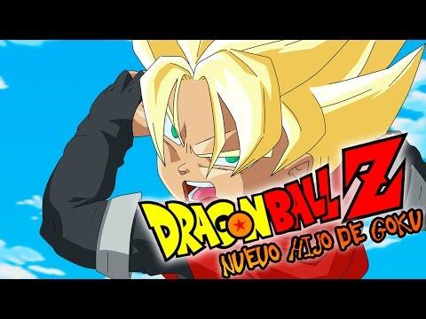 ¿NUEVO HIJO DE GOKU EN DRAGON BALL Z