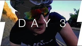 Training In A T-shirt - Cali Cycling Camp - Day 3