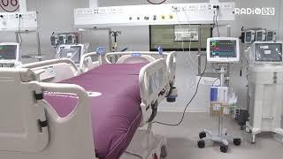 Nuovo ospedale Covid alla Fiera del Levante