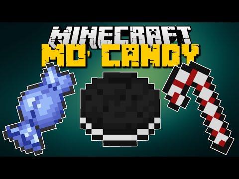 Minecraft Mo' Candy Mod!! (w/Ssundee, TrueMU & More) Mod Showcase
