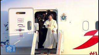 El Papa Francisco en la Jornada Mundial de la Juventud de Panamá