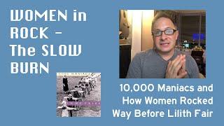 The Thursday Throwback Track - Episode 185: 10,000 Maniacs & Black-Eyed Susan