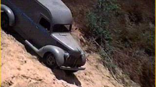 """IRONSIDE""  1940 FORD PADDY WAGON - Did they really do that??"