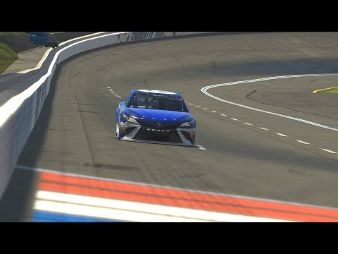 Something's Different… Updated Charlotte Roval!