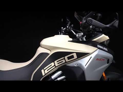 2020 Ducati Multistrada 1260 Enduro Touring in De Pere, Wisconsin - Video 1