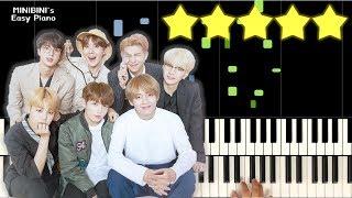 Download MP3 Bts Heartbeat Bts World Ost Minibini Easy Piano gratis