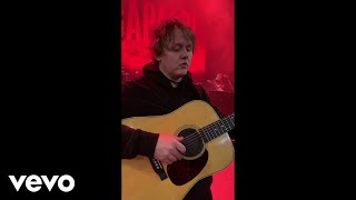 Lewis Capaldi   Before You Go (Olympia Theatre Dublin Rehearsal)
