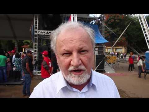 2ª edição da Feira Nacional da Reforma Agrária   João Pedro Stédile