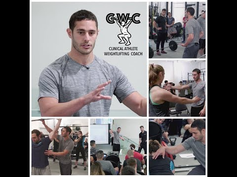 What is the ClinicalAthlete Weightlifting Certification? Watch This ...