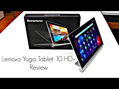 Lenovo Yoga Tablet 10 HD+ Review!