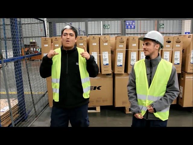 Inclusión Laboral de PcD: Experiencia de empresa APL Logistics Chile - Entrevista a colaboradores
