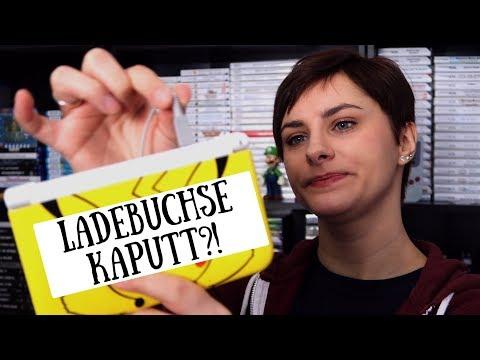 [Vlog] 3DS Xl Ladebuchse reparieren!