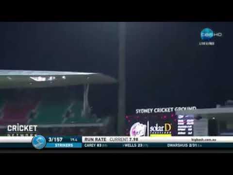 best six in cricket history