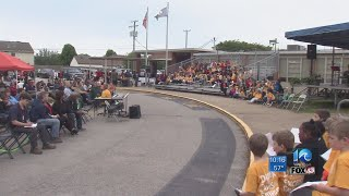 A final farewell to Driver Elementary in Suffolk