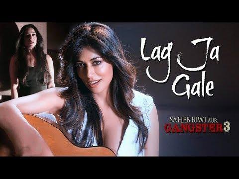 Lag Ja Gale Song Launch   Saheb Biwi Aur Gangster 3   Sanjay Dutt  Chitrangada