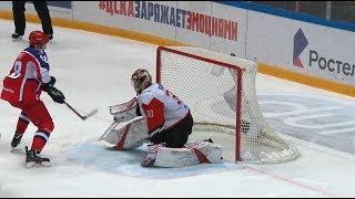 Поздний гол Окулова приносит ЦСКА победу