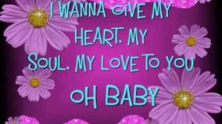 FAITH EVANS - NEVER LET YOU GO LYRICS