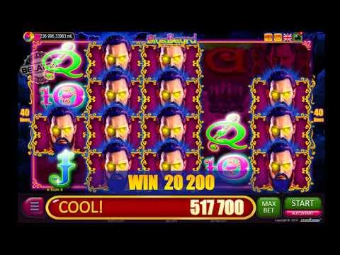 Крупный выигрыш в онлайн казино   BLUE BEARD   Игровой автомат БЕЛАТРА   Online slot   Big Win