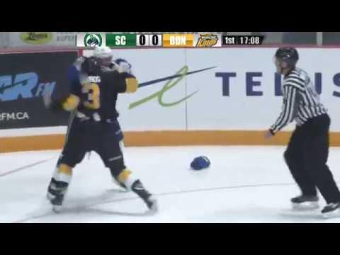 Jonny Lambos vs. Matthew Culling
