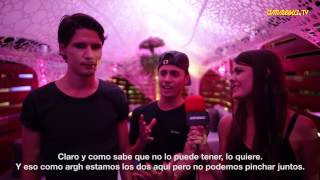 Interview Bassjackers  AmnesiaTV 2014